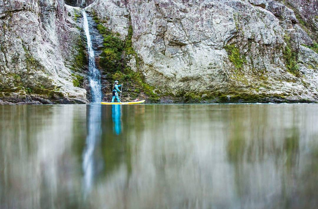 @gnardia paddling the #halaplaya in Japan.  #halagear #adventuredesigned #whitewaterdesigned #sup #standuppaddle #japan