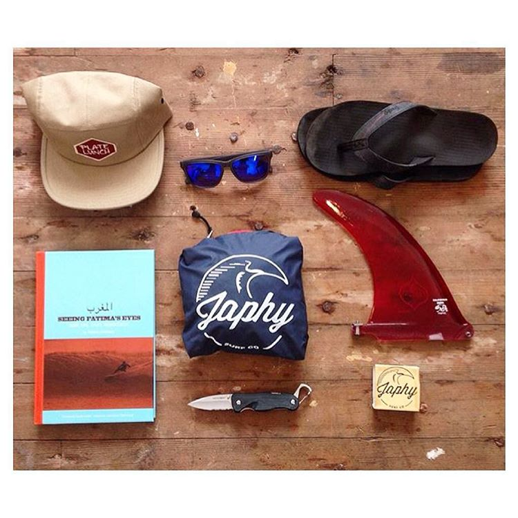 Adventure essentials via @japhysurfco