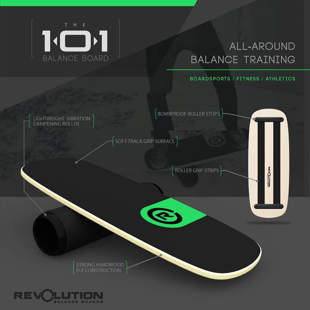Our 101 board is an all around great board for all riders of all experience levels!