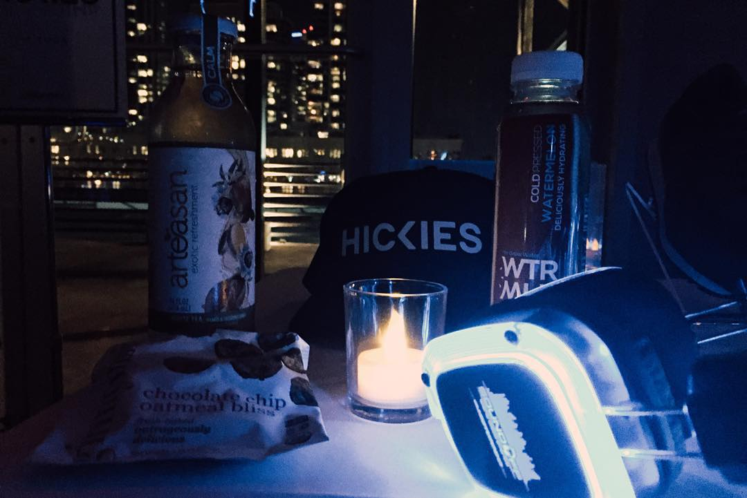 When lights go out and the only things you hear are the voice of @jenniferpansa and the tunes of @djpanic187, you find yourself so relaxed that you may forget your hunger and thirst. Thanks to our amazing sponsors for bringing us back, filling our...