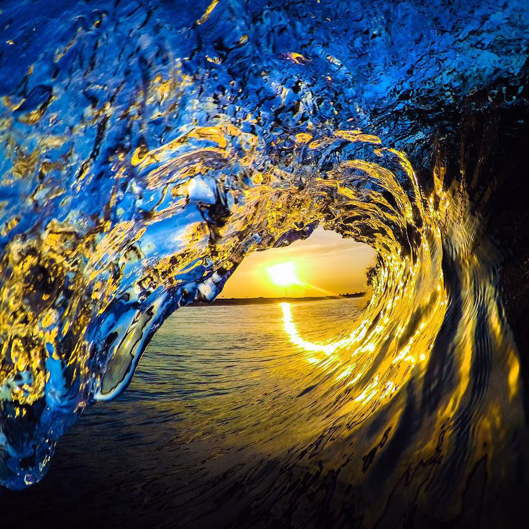 Water and Light. Photo: @rickyshoots GoPro HERO4 | GoPole Evo #gopro #hero4 #gopole #gopoleevo #wavephotography #