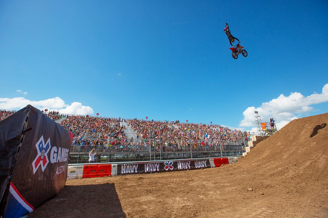 Four-time #XGames gold medalist @Mike_Mason81 will ride in two upcoming Nitro Circus shows! Oct. 28 – Winnipeg Oct. 30 – Saskatoon