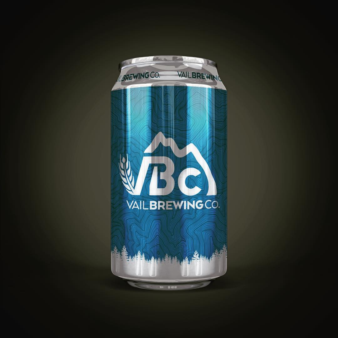 "Working on our first beer can designs with @vailbrewingco - stoked on this project!  You can help fund their canning line if you go to indigogo.com and search ""VBC"" - thanks everyone! #kinddesign #vailbrewery #vail #colorado #madeinCOLORADO..."