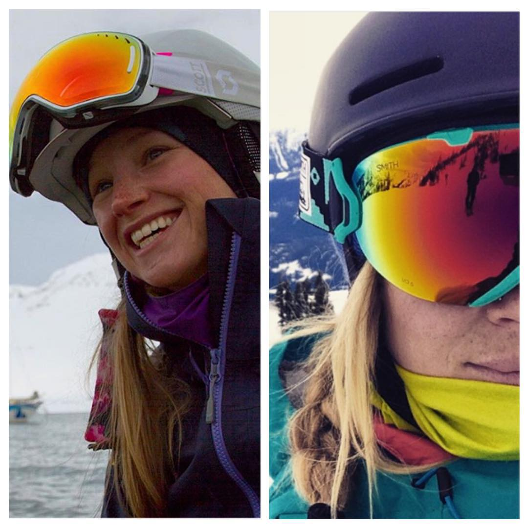 #PHGB athletes @mck_p and @lexidupont are nominees for the @powdermagazine Reader Poll Award!! Go vote for these two incredible female skiers! Link in bio. #jointhemovement #whysoserious