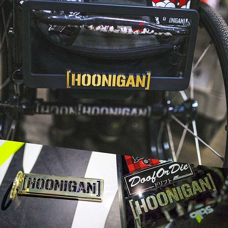#GOLDSTICKERTIME: 6 hours left! Our dude @ryantueck put in work to win the RWD Hero Battle at @GymKhanaGrid, so now you get to cash in on up to 3 free never-for-sale items! It ends at midnight (PST), so act fast. The breakdown:  ALL orders receive the...