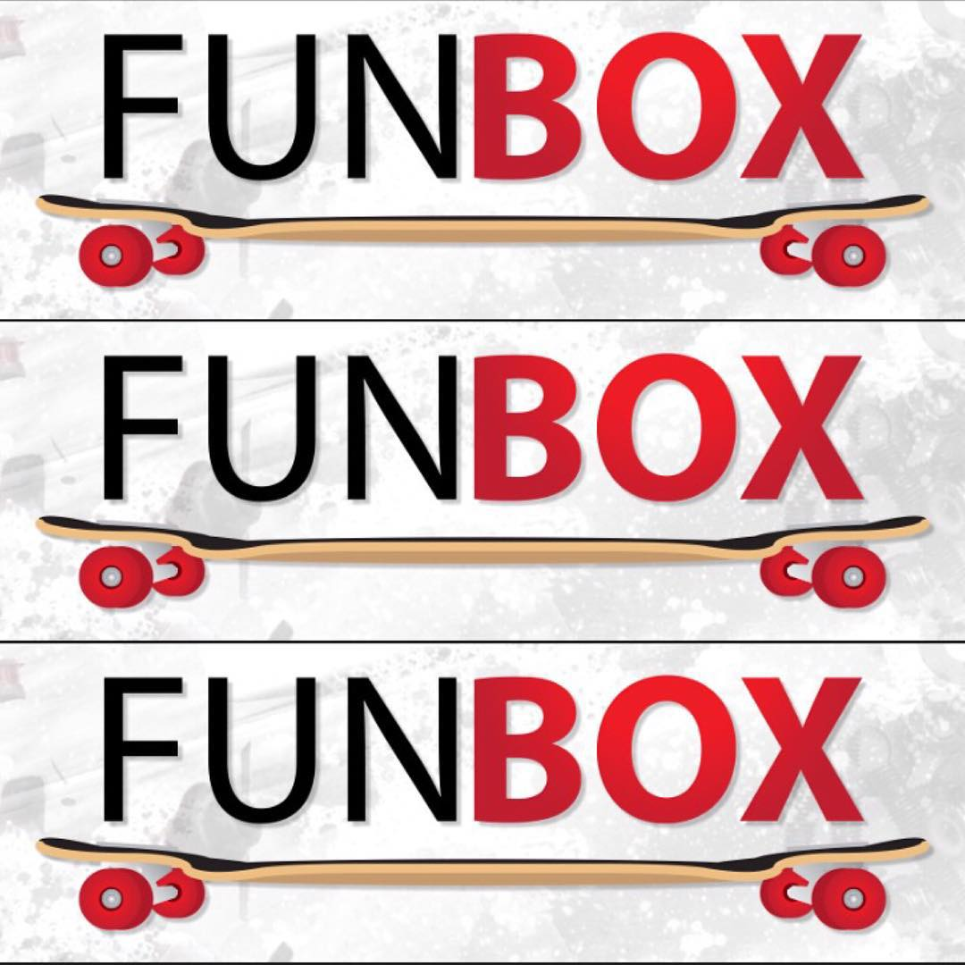 #new look same #quality from your peeps here at #funbox. Your #skateshop on the #internet #skatelife #skateboarding #longboarding #concrete #wave #cruise
