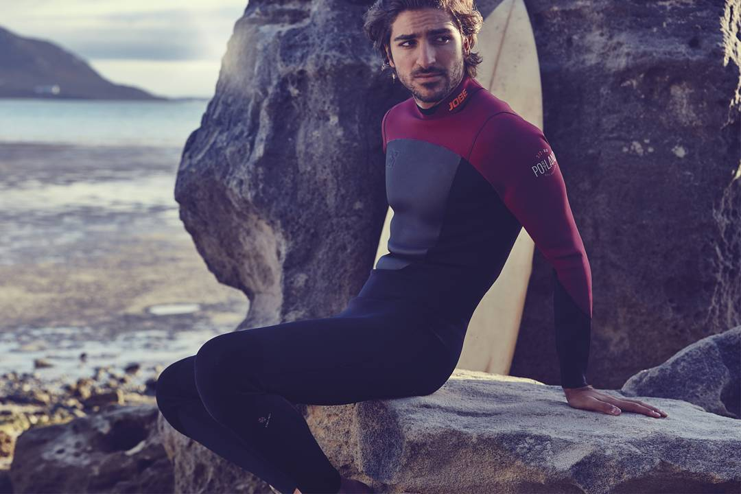 Our Portland Bio wetsuit is perfect for those who want to treat Mother Nature right!