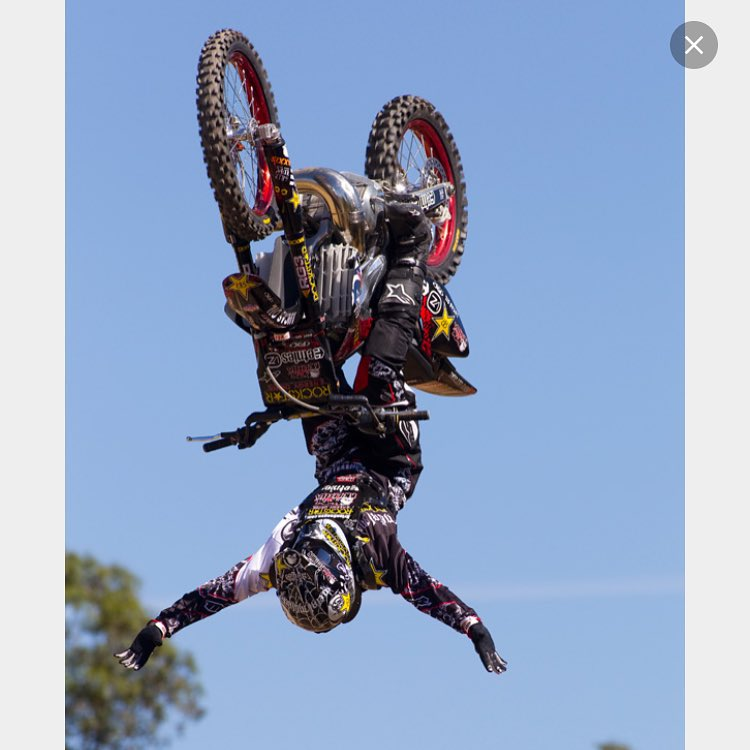 Some old school #fmx from years ago. How time flys. @rockstarenergy #rockstarenergy #Deegan38