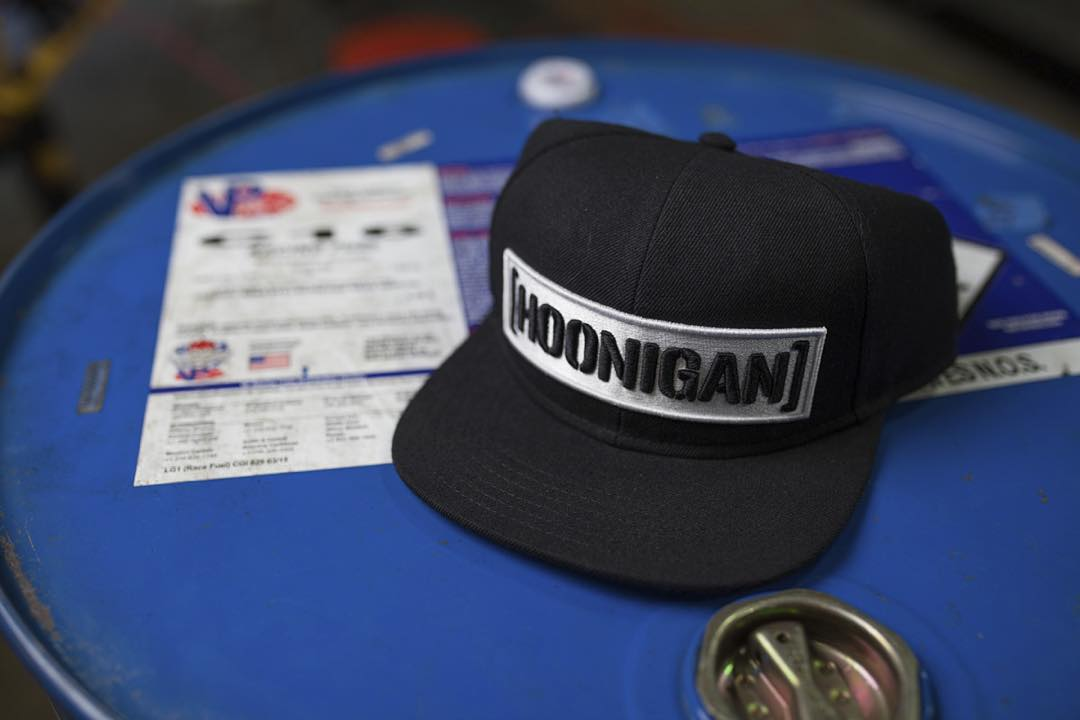 The C-bar snap back. Find this and more over at #hooniganDOTcon