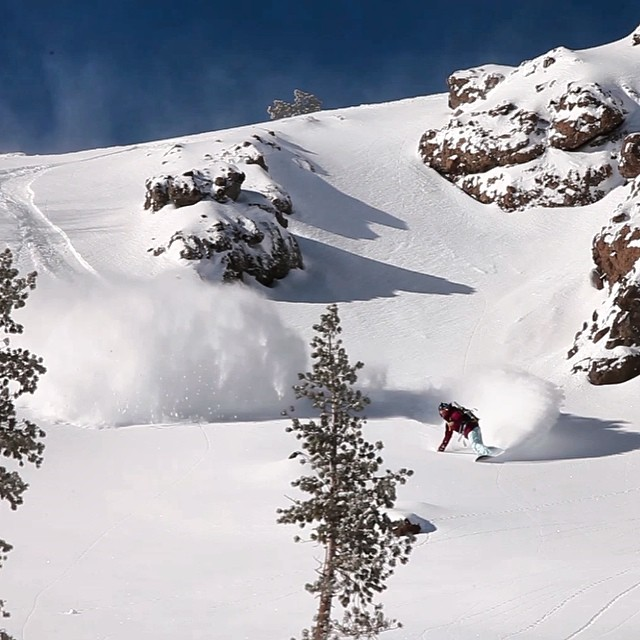 Who is entering a video to the Kirkwood Deep event in SF? I'll be announcing some of the winners, so hoping you can make it! Yeahoo!!!! #riderspollawards #party #sanfransisco @kirkwoodmtn @neversummerindustries @dakine_snow @stcrossfit...
