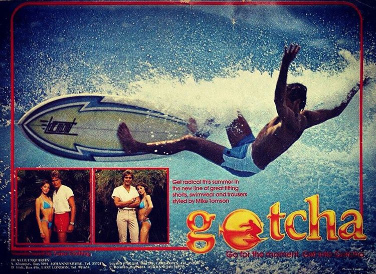 "#tbt ""GO FOR THE MOMENT, GET INTO GOTCHA"" #gotcha #iconsneverdie"