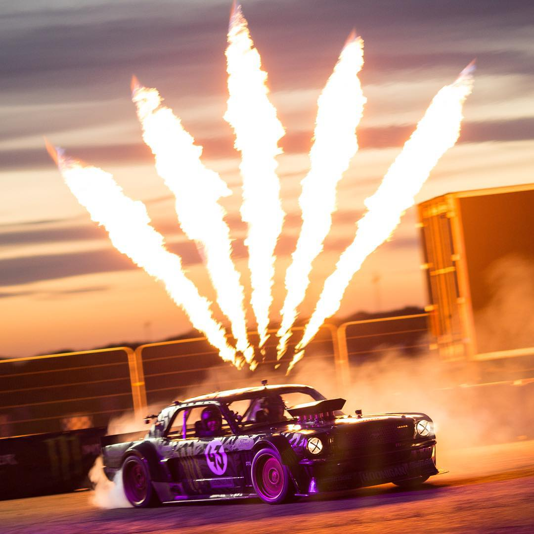 @KBlock43 + '@NeedforSpeed' =
