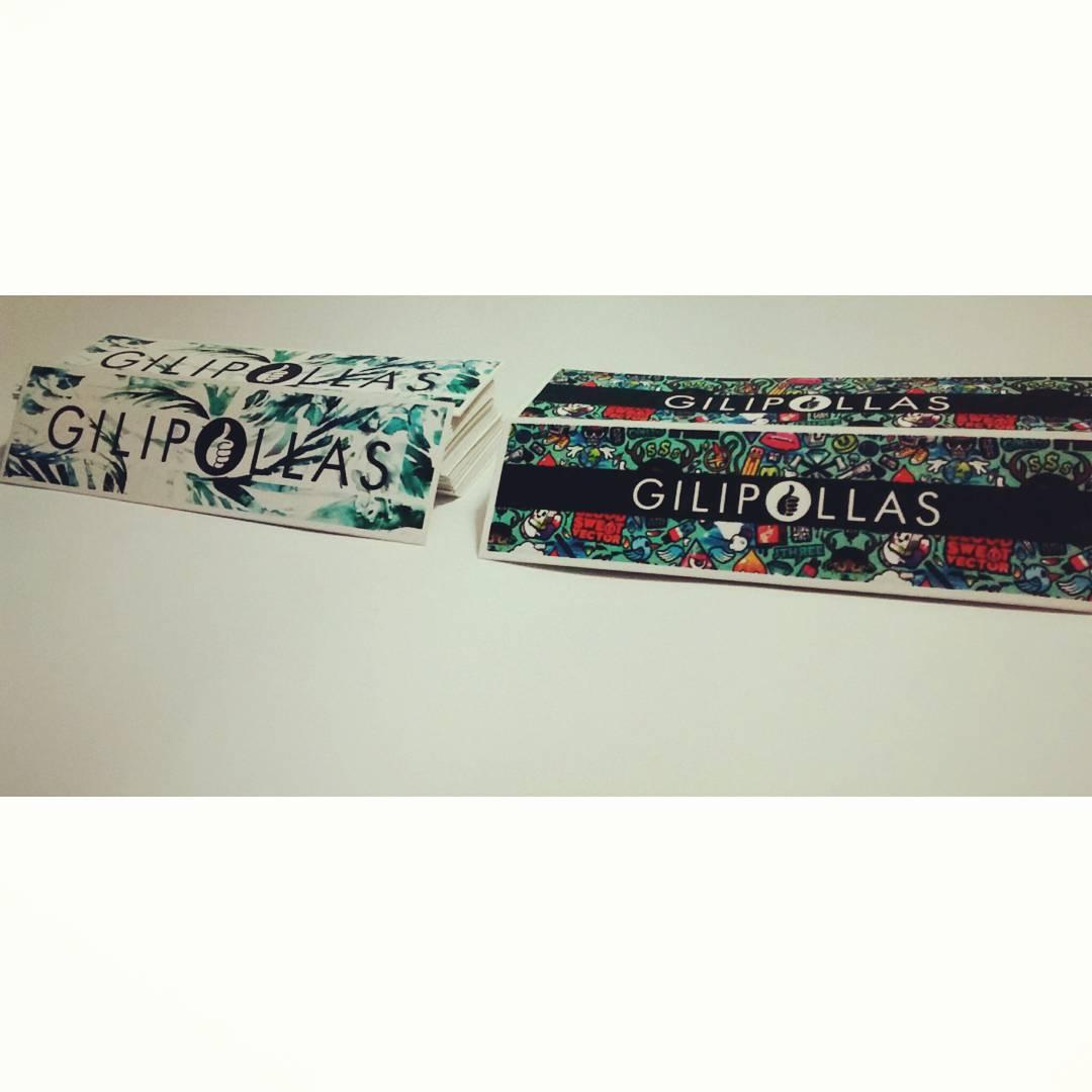 GILIPOLLAS ®  #Merchandising #Calcomanias #Gilipollas #Publicidad #Logo #Advertising