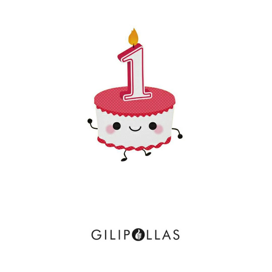 ¡¡¡Hoy estamos de festejo!!! *1° Aniversario de esta gran aventura* GILIPOLLAS® #Aniversario #Cumpleaños #First #birthday #Happy #Party #Feliz #Gilipollas #Underwear #CoolBoxer #Boxer #MyBoxer #Style #Life