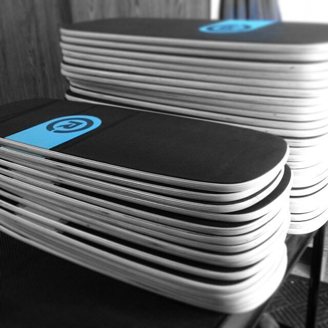 You can say things are stacking up nicely #revbalance #findyourbalance #balanceboards #madeinusa