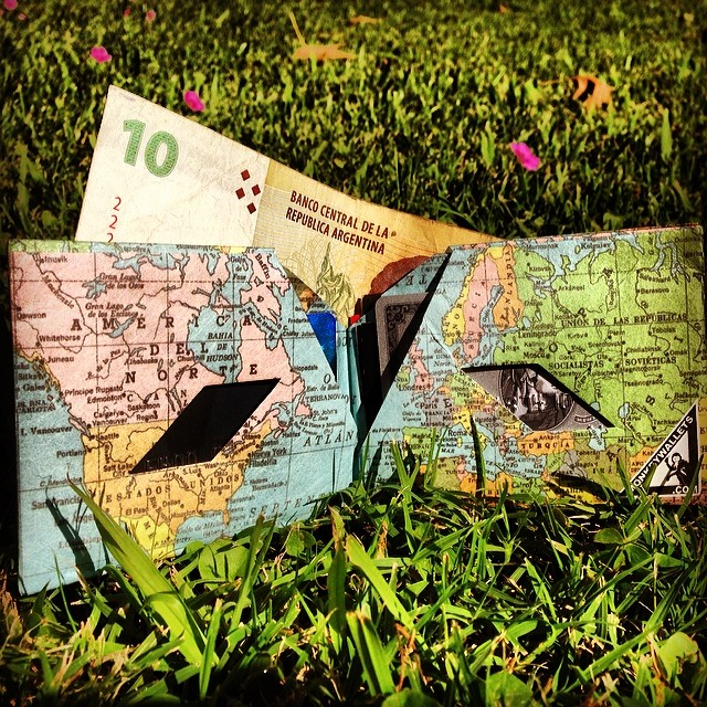 #monkeywallets #ecofriendly #argentina @monkeywallets