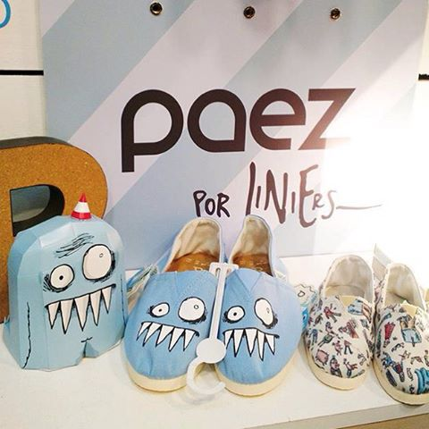 Meanwhile in Buenos Aires... Paez @porliniers