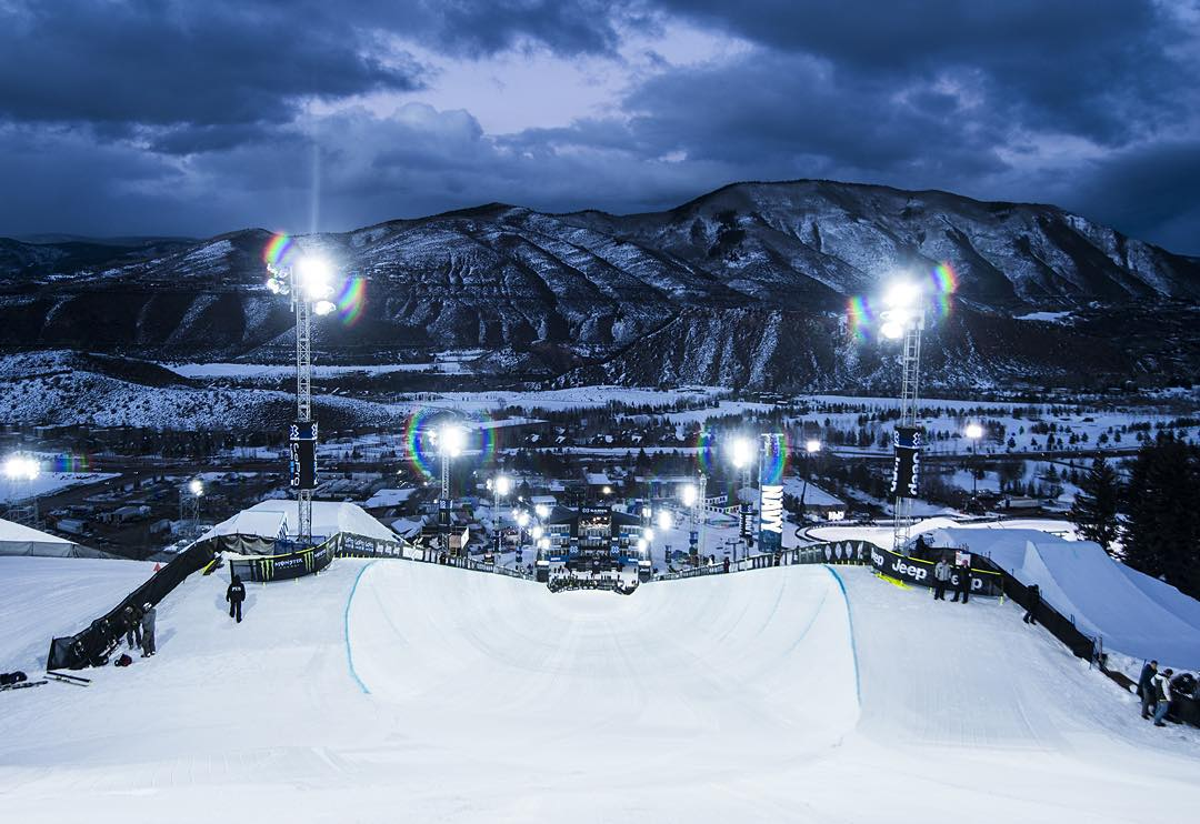 The best show on snow is only 90 days away! #XGames (