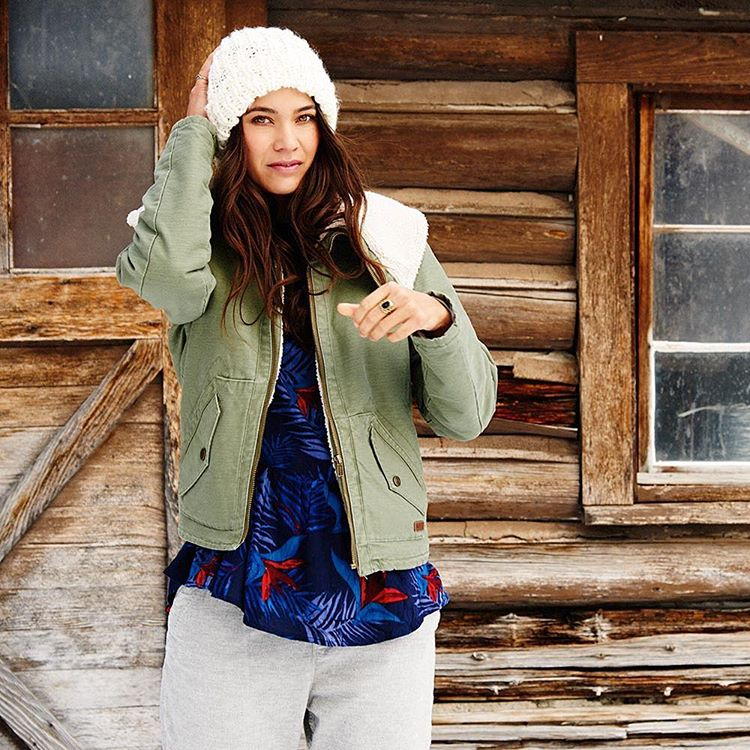 #ROXYready for the winter cold snap.