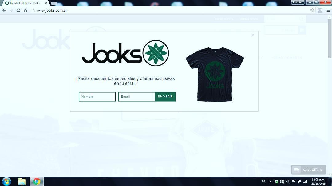 Explota la tienda online