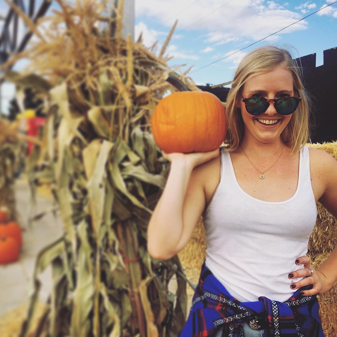 'Tis the season for pumpkins