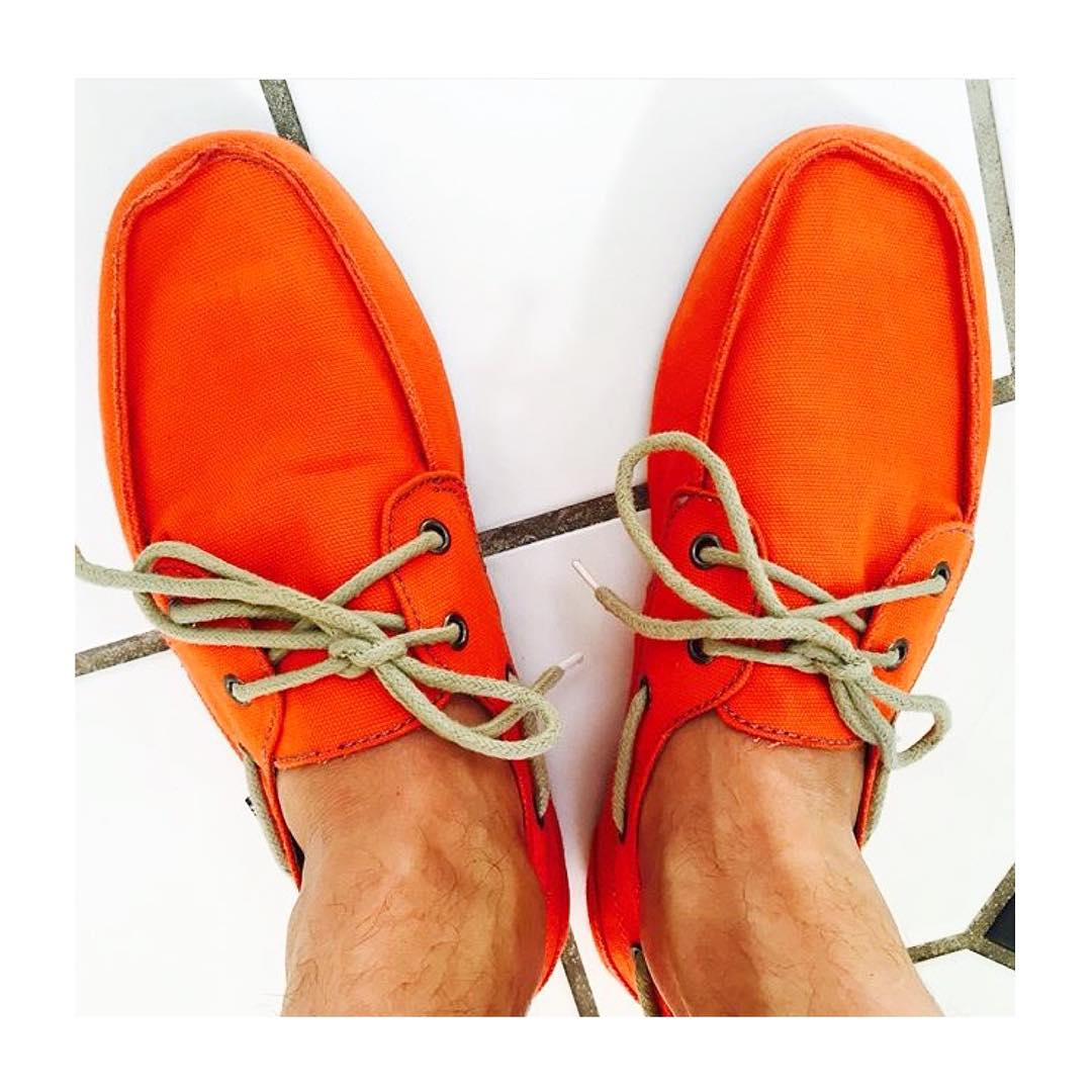 """It's not every day you get shoes that actually beam happiness."" •• Kind words via @jaimalyogis feed"