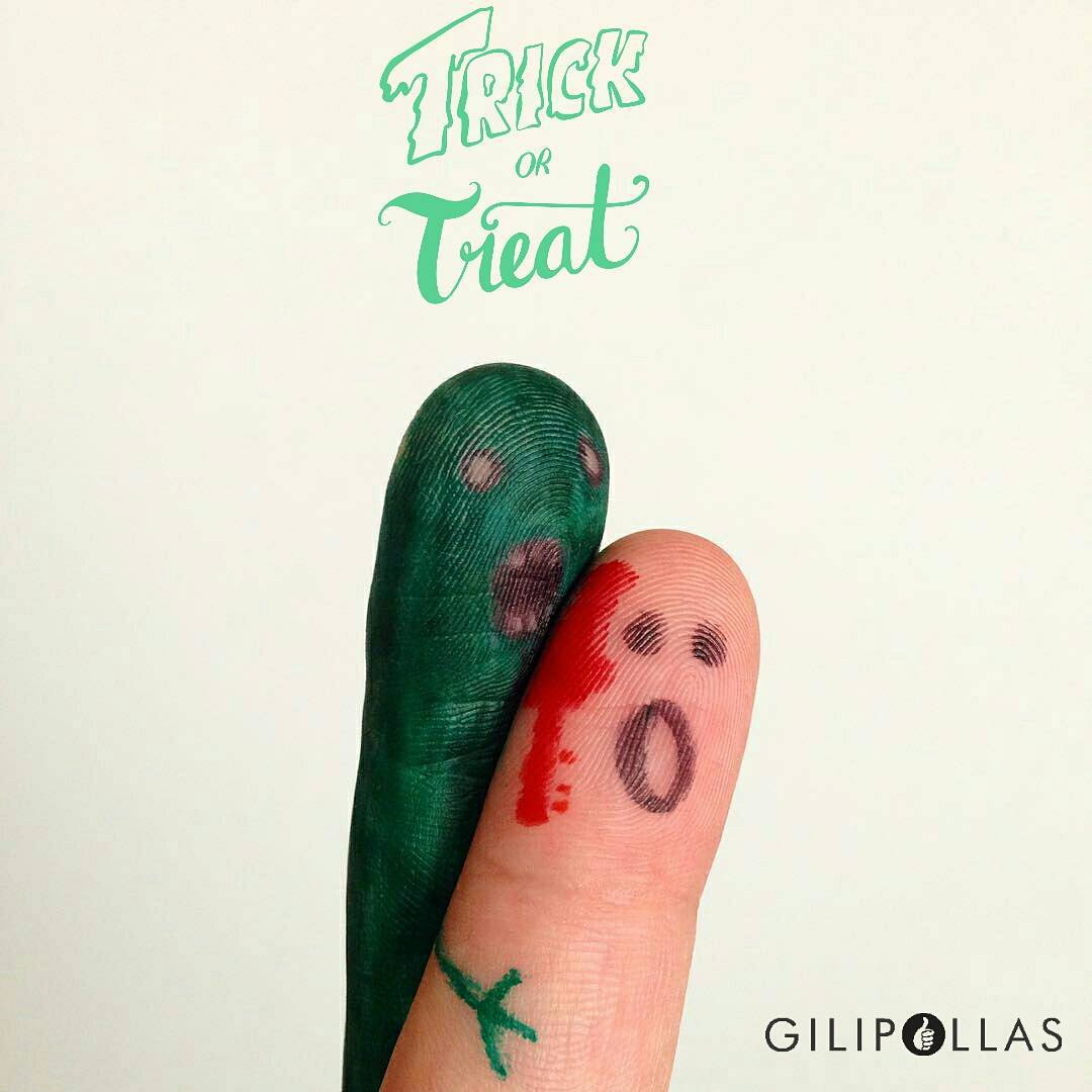 #HappyHalloween #TrickorTreat  GILIPOLLAS ®