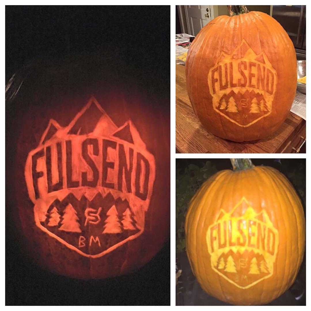 @mufferz has mad carving skills! #happyhalloween #pumpkin #sonomafia #JustSendIt #WhoaBrah #halloween