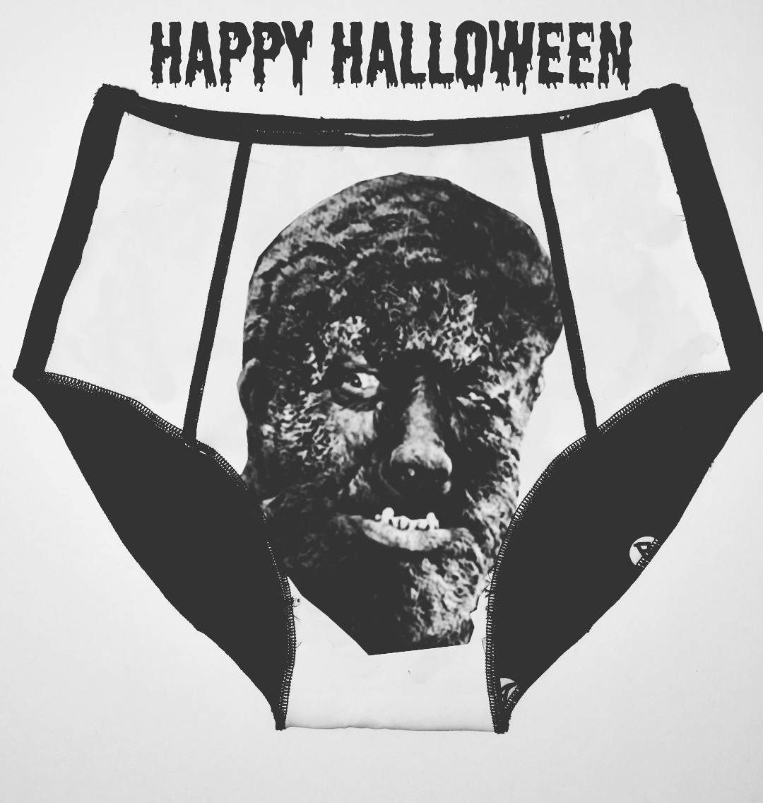 Happy Halloween from #AkelaSurf family