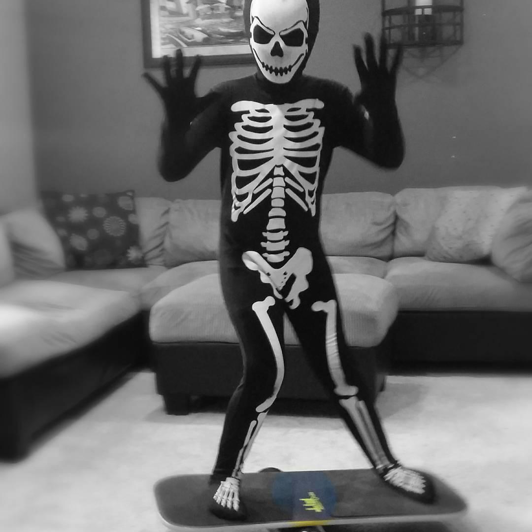 Boo! #halloween #halloween2015 #revbalance #findyourbalance #balanceboards #madeinusa