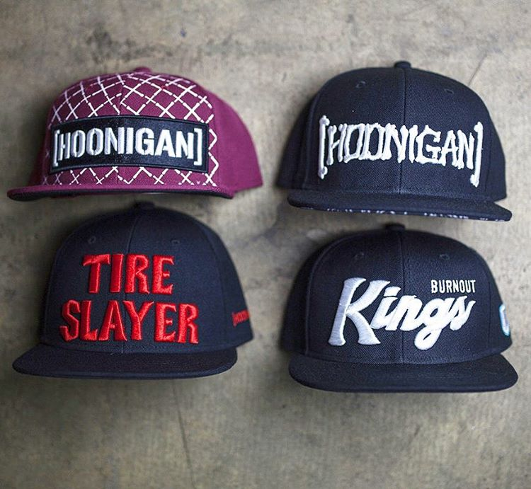 Tis the season for snapbacks. Head over to #hooniganDOTcom for these, and more.