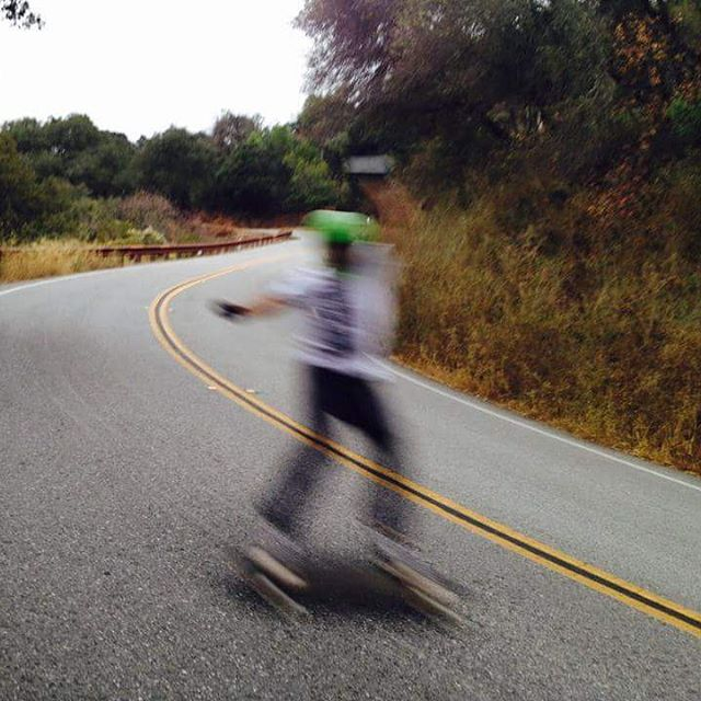 Speeding with Team rider Alex Sucala--@sucalaalex!
