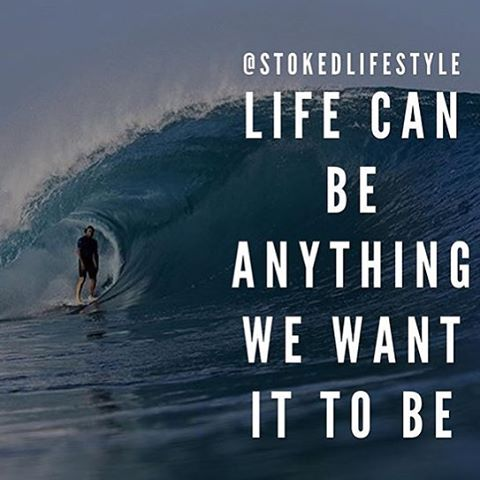 Get stoked... we have a brand new IG account @stokedlifestyle! Follow it now for action, adventure and inspiration. Motivate to do more. #stokedlifestyle