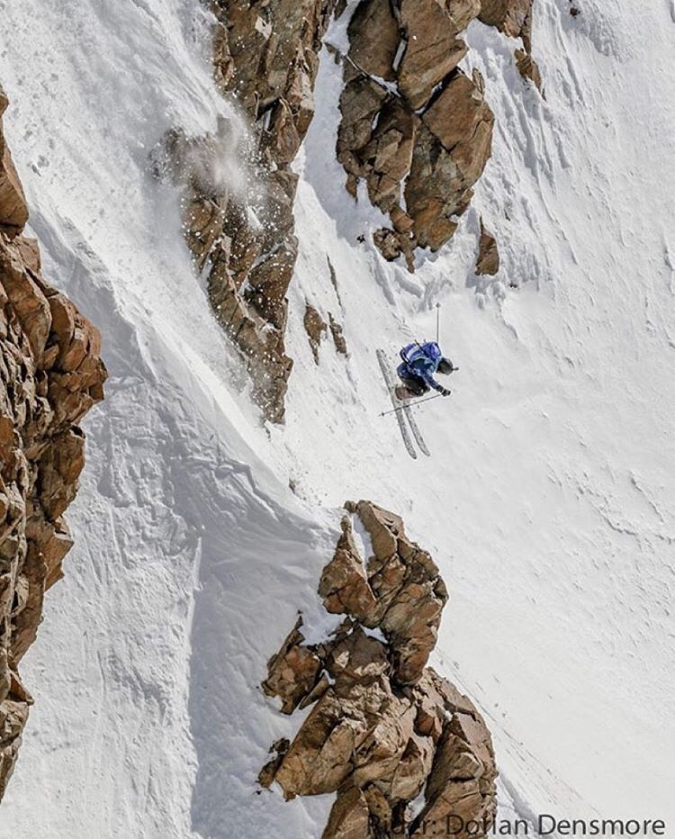 #AV7Renegade @youngdorian hasn't stopped skiing in Argentina all summer, so he should be ready to go now that we have up to 2 feet forecasted in the mountains this week!  #avalon7 #liveactivated #skiing www.avalon7.co