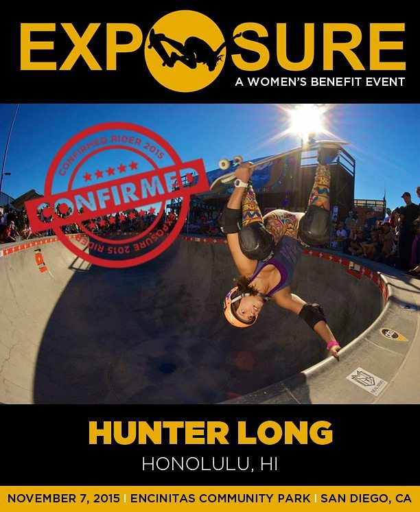 Hunter Long (@huntahlong) is confirmed for #exposure2015! Photo by @sparagram from #exposure2014 .
