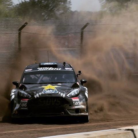 Signing tonight at SLS hotel 2535 Las Vegas blvd 8pm.. #lasvegas #signing #grc #rallycross #sema week