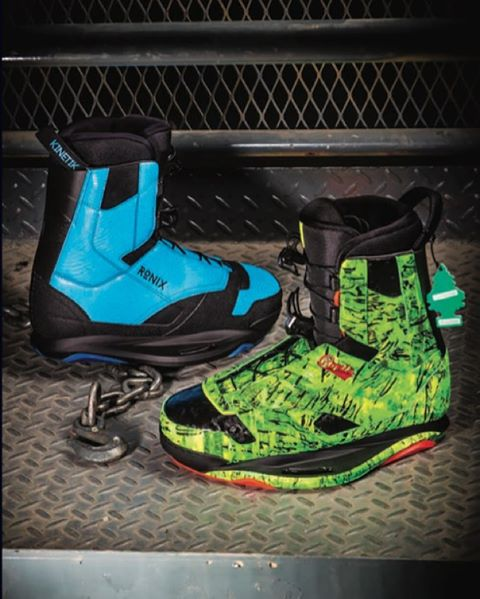 2016 Kinetik and Frank Boot, featuring Brainframe Technologies. A footwear break through in fit, function, and interchange. #Ronix2016 #brainframe #brainframetechnologies #ronixqualityfootwear #thefrankboot #thekinetikboot