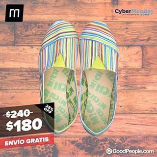 Aprovecha nuestras ofertas en Good People http://goodpeople.com/ar/mich-shoes #alpargatasmich #alpargatas #Michshoes #Mich #cibermonday #cibermondaysale  # goodpeople