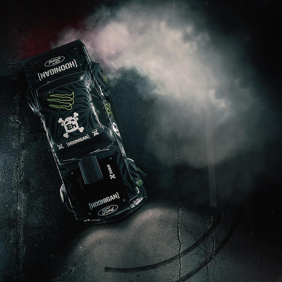The new '@NeedforSpeed' game, which features @KBlock43's Hoonicorn Mustang, is now available on PlayStation 4 and Xbox One!
