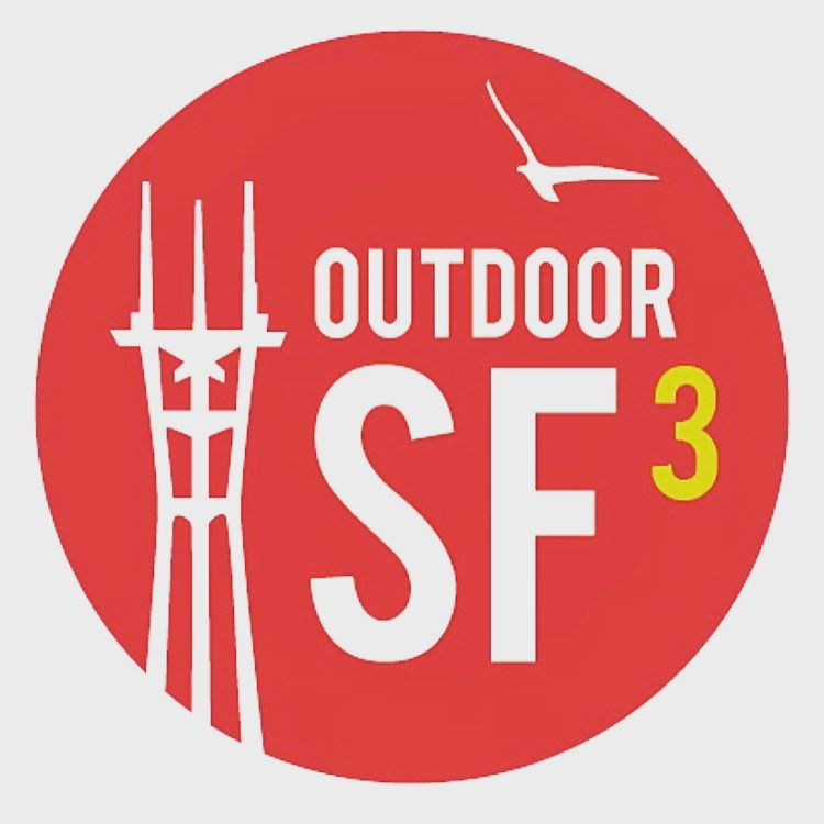 Stoked to be a part of this years #outdoorSF put on by @goodpeoplecom and @sunski!! Come celebrate rad outdoor brands with live music, beer, and influential speakers @daronrahlves and @stacyabare.  Proceeds from the evening support @senditfoundation...