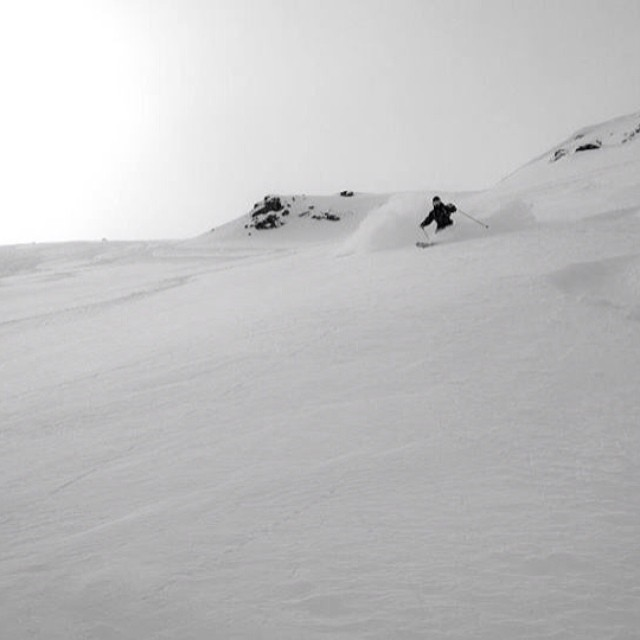 Nothing like some Italian backcountry skiing to end the weekend. #bosky #backcountry