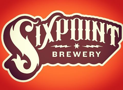 We'll be partying in NYC style tomorrow thanks to a donation from the awesome folks at @sixpointbrewery! Get ready for some tasty brew!
