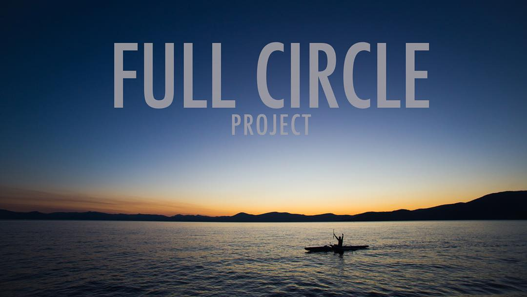 FULL CIRCLE VIDEO IS NOW LIVE (click the link in my bio to watch)!!! *FULL STORY posted on my #FaceBook page.  Setting this goal and achieving it was a dream come true (from the weather conditions to the support crew). Said simply, this could not have...