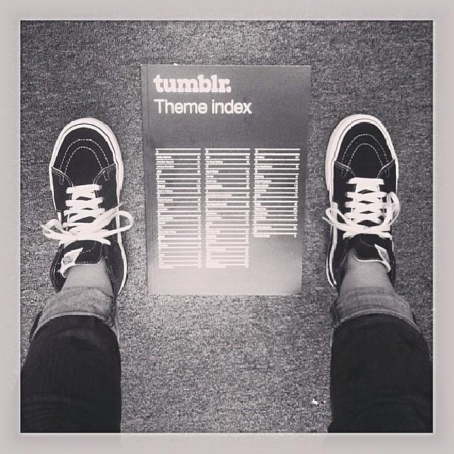Chequeaste nuestro Tumblr? Somos vansargentina.tumblr.com