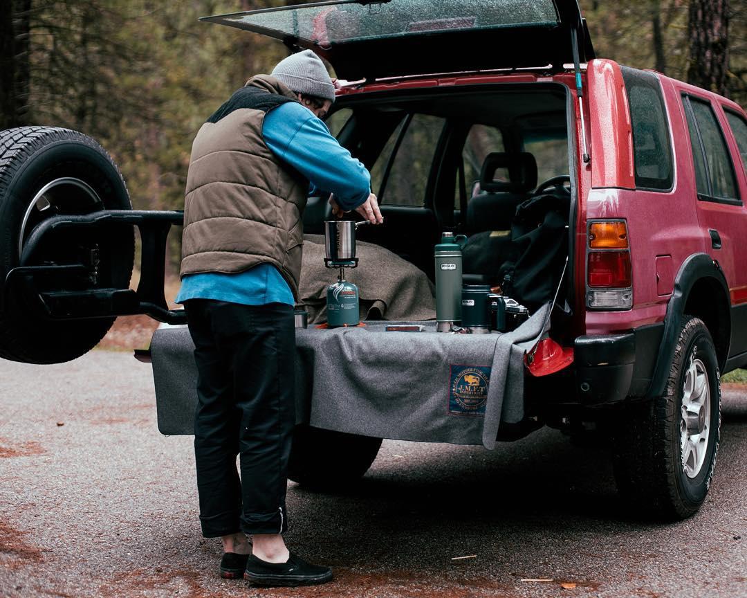 Say hello to @grafton's adventure-mobile, Sloan