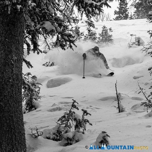 Class 4c #PANDALANCHE... Photo: Matt Wolfe (All Mountain Photo)  #pandapoles #magicskiwands