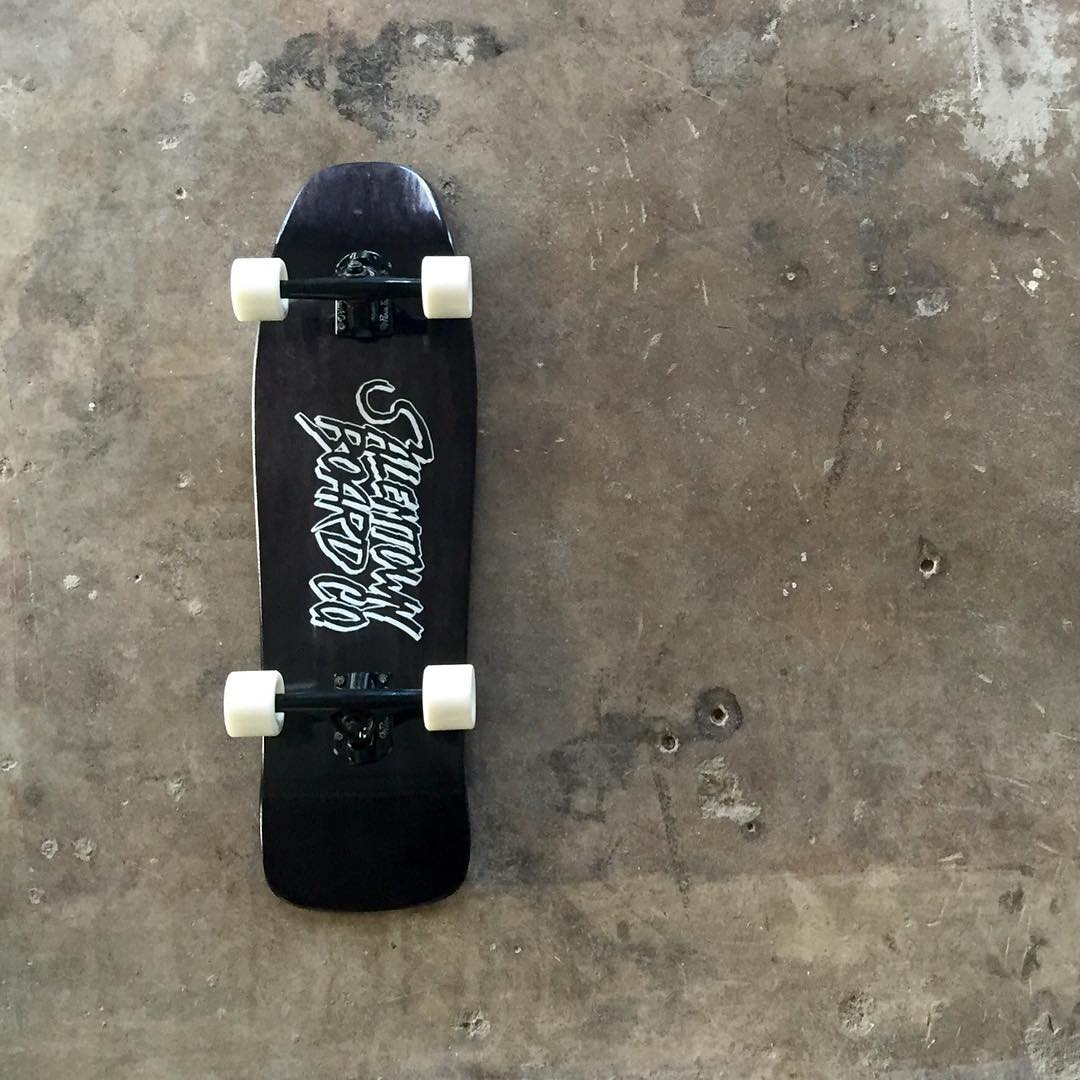 Another member of the forthcoming Holiday 15 line. #handmadeskateboard #Nashville #skate #cruiser #cruiserboard