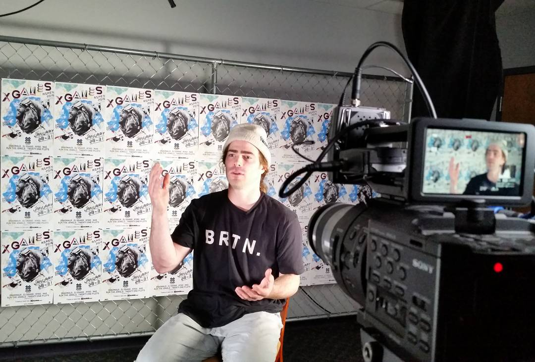 """#XGames is the highest quality of contest.  Everybody who has somethin' to show is there.  It's the big one.""-@TravelinDan"