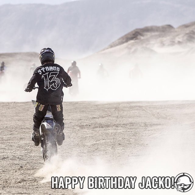 Let's all #WISH this bad ass dude @JackOStrong a very #HappyBirthday
