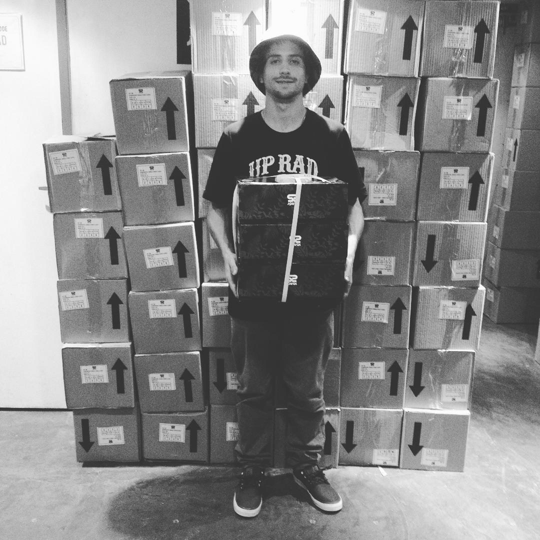 Spiralshoes-  @axlmat uno de nuestro raider vino por sus zapas. #spiralskateboarding #goskate #qualityshoes
